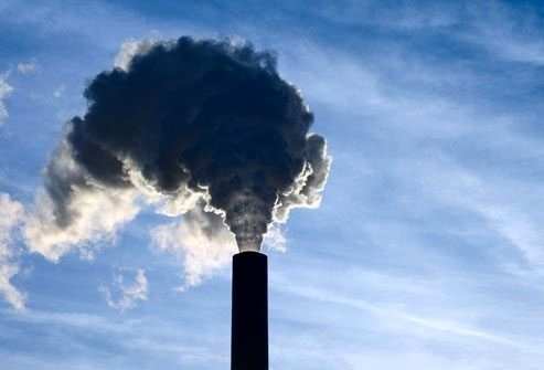 Триггеры астмы: загрязнение воздуха