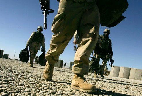 Военнослужащие в группе риска