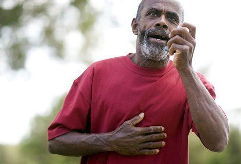 Триггеры астмы: физическая нагрузка