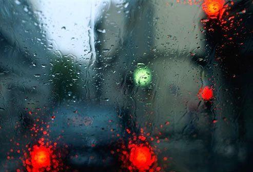 Триггеры астмы: погода