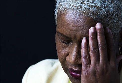 Опасные признаки стресса у оказывающего уход человека