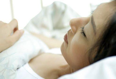 Повышенное положение головы во время сна