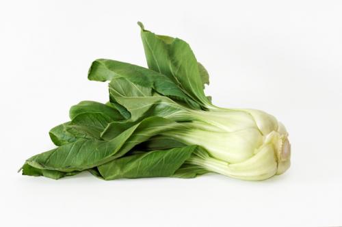 Китайская листовая капуста (бок-чой)