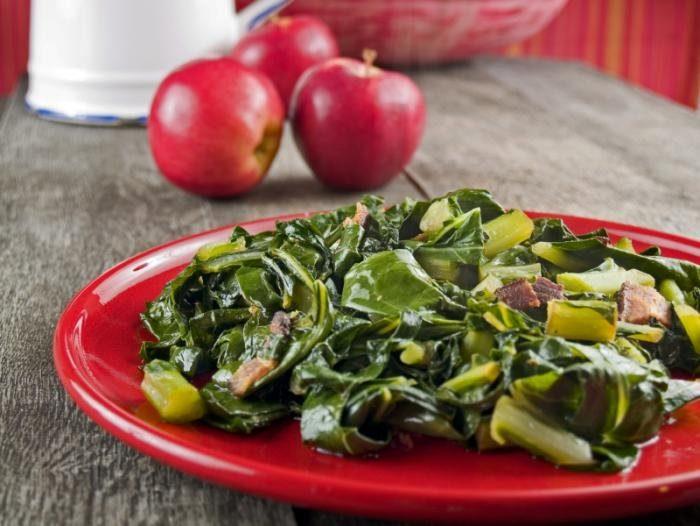 листовая капуста блюда