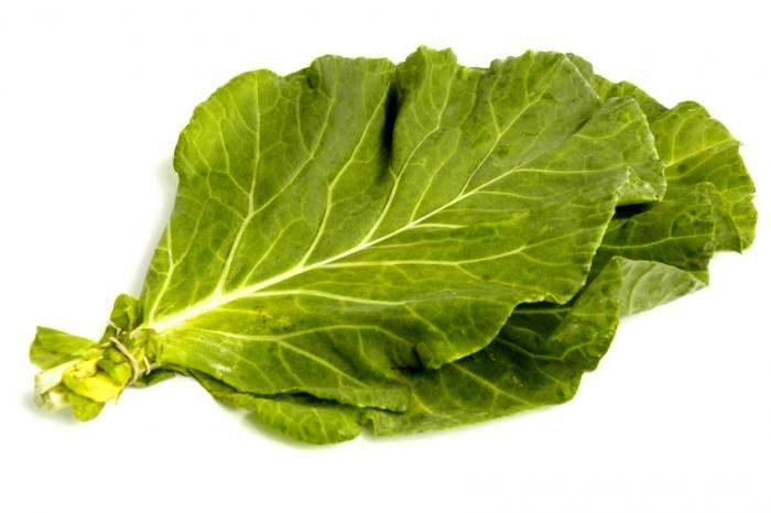 листовая капуста