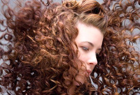 Волосы связаны с самооценкой