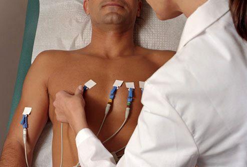 Диагностика при помощи ЭКГ