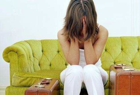 Причины выпадения волос: Экстремальный стресс