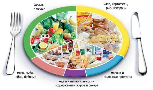 Позаботиться о правильном питании.