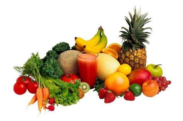 фрукты и овощи вов ремябеременности диета
