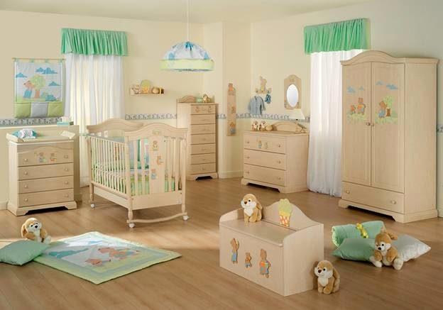. Пусть детская комната будет красивой