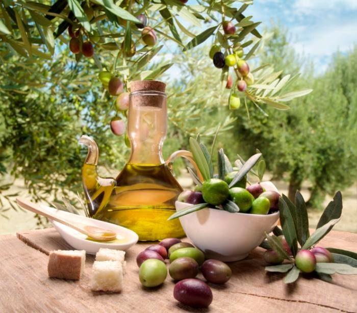 оливковое масло полезные ствойства