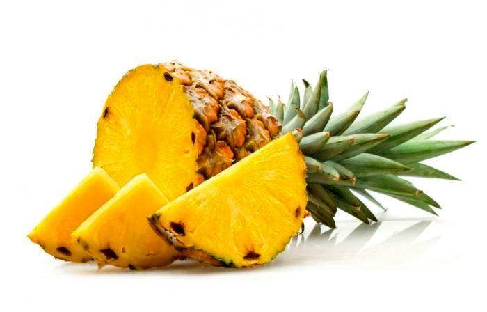 ананас полезные свойства