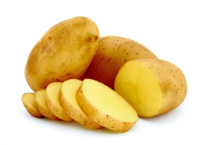 картофель полезные свойства