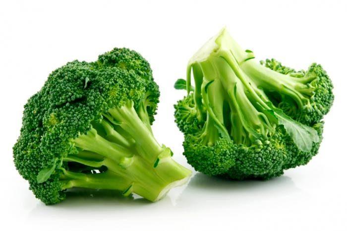 две брокколи-полезные свойства