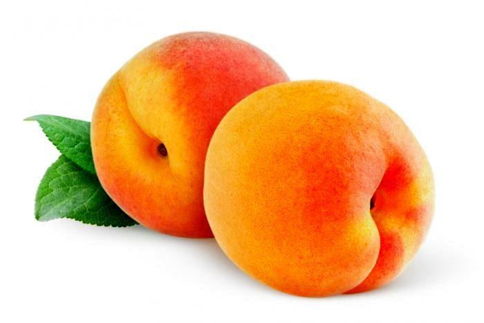 персики полезные свойства