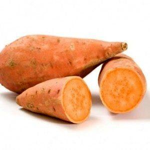 Сладкий картофель (батат): полезные для здоровья свойства, информация о питательной ценности