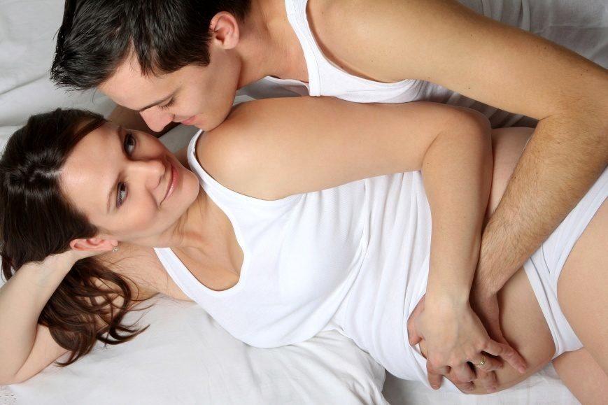 41 неделя беременности интимный вопрос