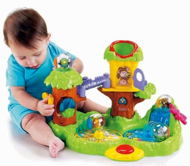 Какие игрушки следует купить ребенку?