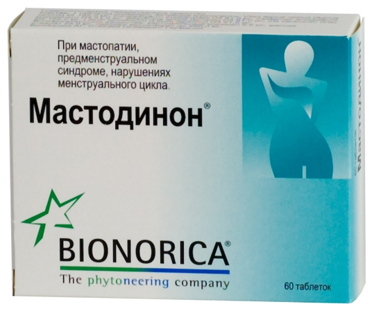 Курс лечения Мастодиноном
