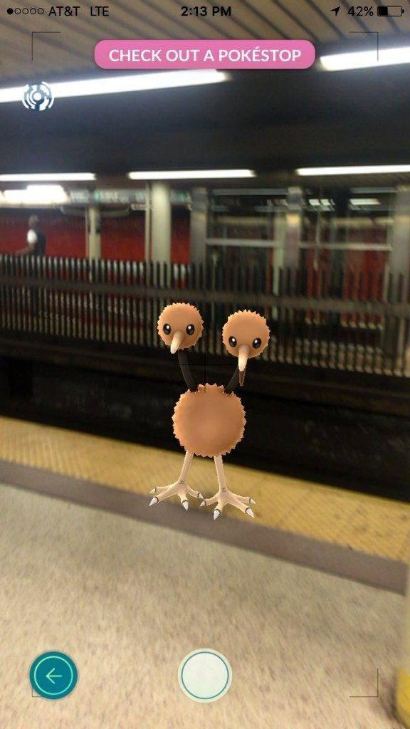 Предупреждение Нью-Йоркского метро