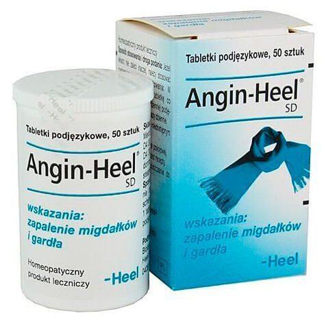 Ангин-Хеель С (Германия)