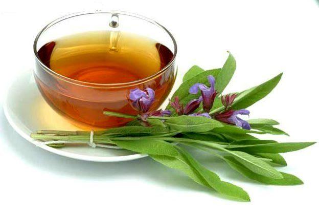 чай для полоскания горла