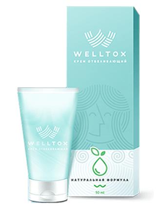 Противопигментный крем WELLTOX