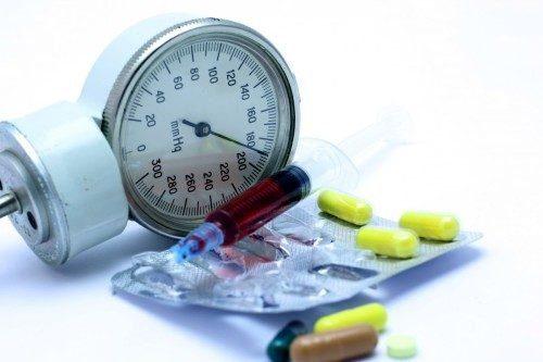 Что делать при значительном повышении артериального давления