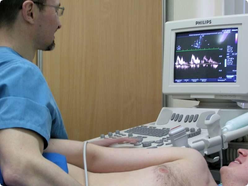 Аппаратная диагностика стенокардии