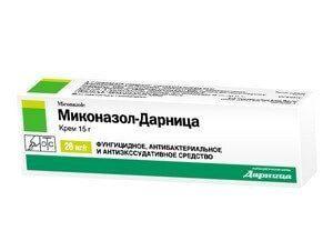 Миконазол C18H14Cl4N2O