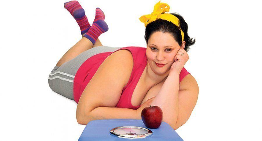как сбросить вес без диет и спорта