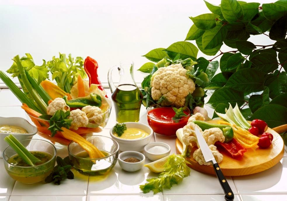 Эффективность вегетарианских диет