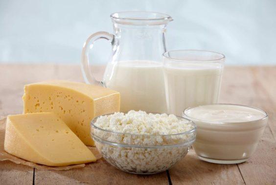 • Молоко и молочные продукты