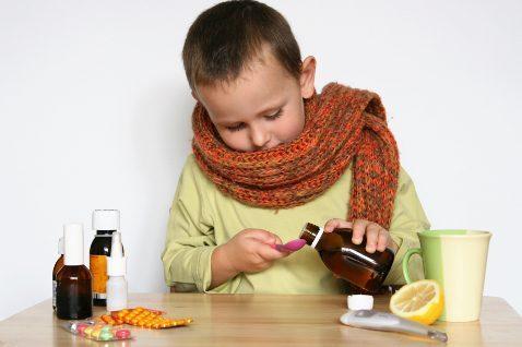 Особенности лечения кашля у детей