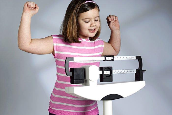 Эффективный способ похудения в детском возрасте