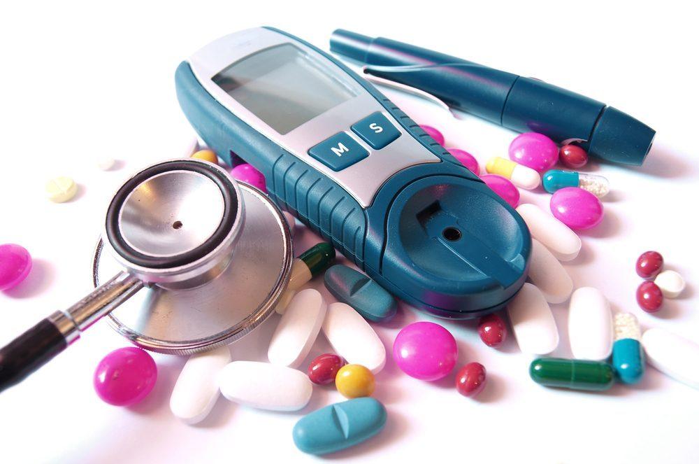 Средства для лечения сахарного диабета