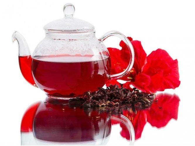 Чай из каркаде при диабете