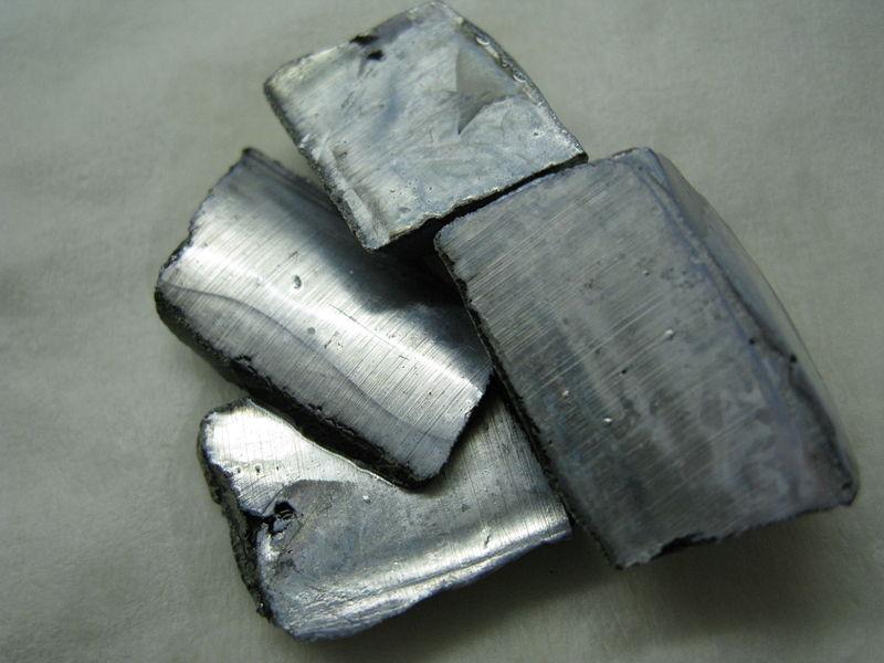 Натрий металл
