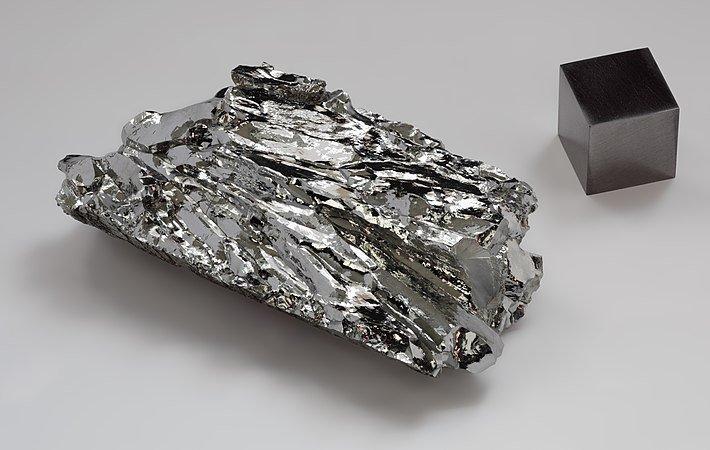 молибден минерал