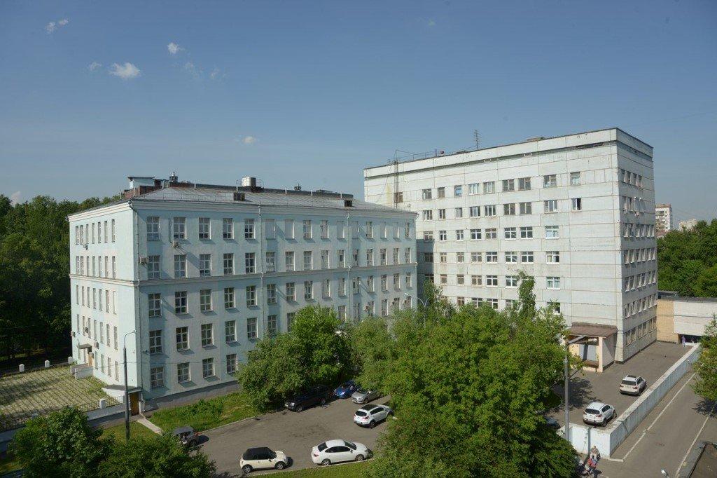больницы им. Спасокукоцкого