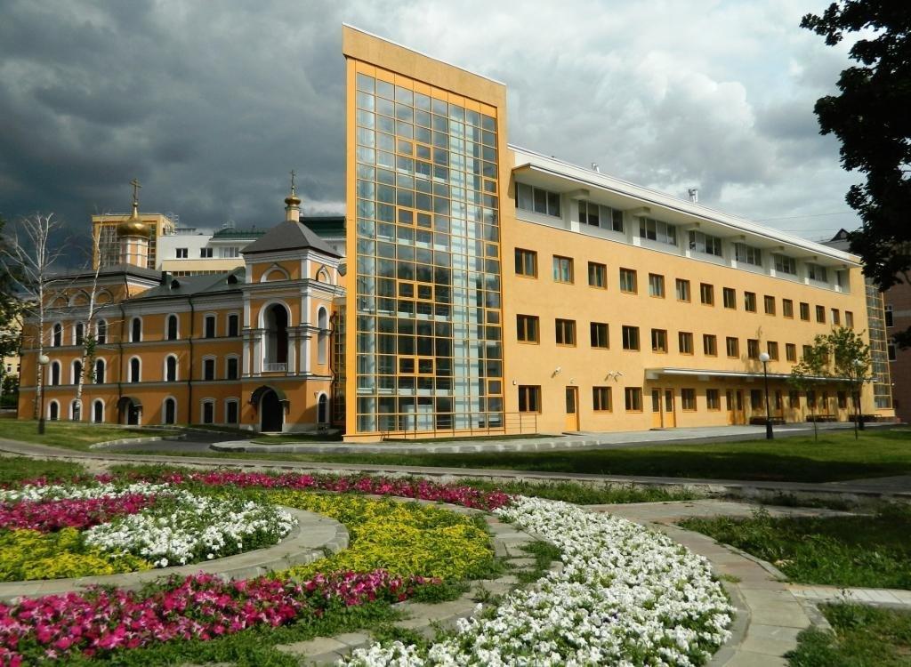 больница Сперанского