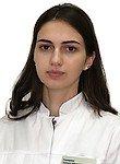 врач Гапарова Аминат Абдулвагабовна