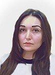 врач Мустафаева Арзу Кейфуллаевна