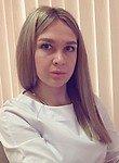 врач Травинова Елизавета Серафимовна