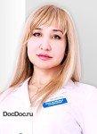 врач Курданова Эмма Хатабиевна