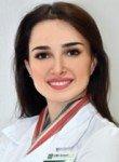 врач Маршенкулова Лаура Аслановна