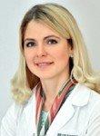 врач Масленникова (Васина) Елена Евгеньевна