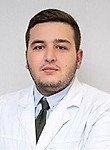 врач Нагоев Темирлан Мухамедович