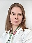 врач Хамчиева Лейла Шамсудиновна
